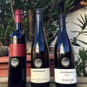Goldmedaille Schönhals Wein