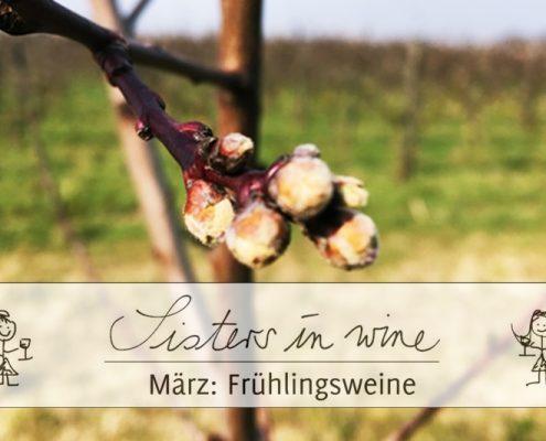 Adieu Winter, hallo Frühling... Welche Weine passen zum Frühling und dazu ein leichtes Frühlingsrezept