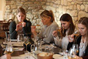 Orange Wine von Schönhals - die deutschen Weinmajestäten verkosten