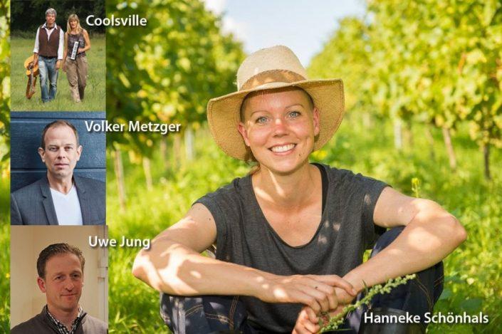 Musikulinarische Weinprobe 10.02.2019 im Kulturgut