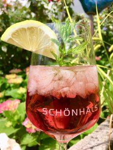 Roséwein als Sommer Cocktail genießen - by Schönhals