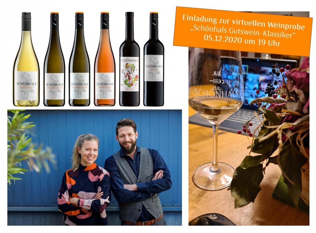 Schönhals Online-Weinprobe