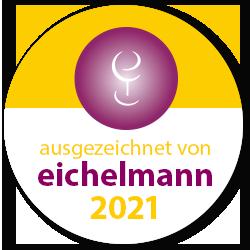 Eichelmann 2021 empfiehlt Weingut Schönhals