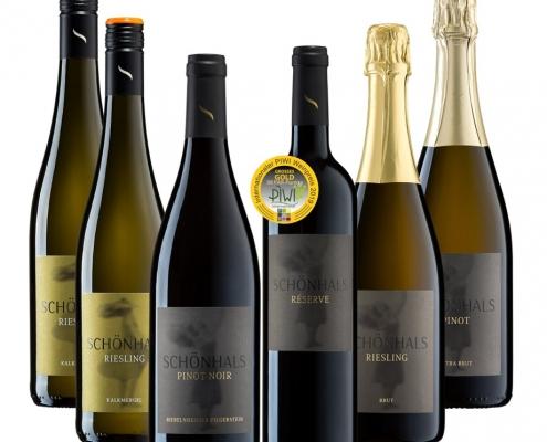 Weinpaket Festtags-Freuden