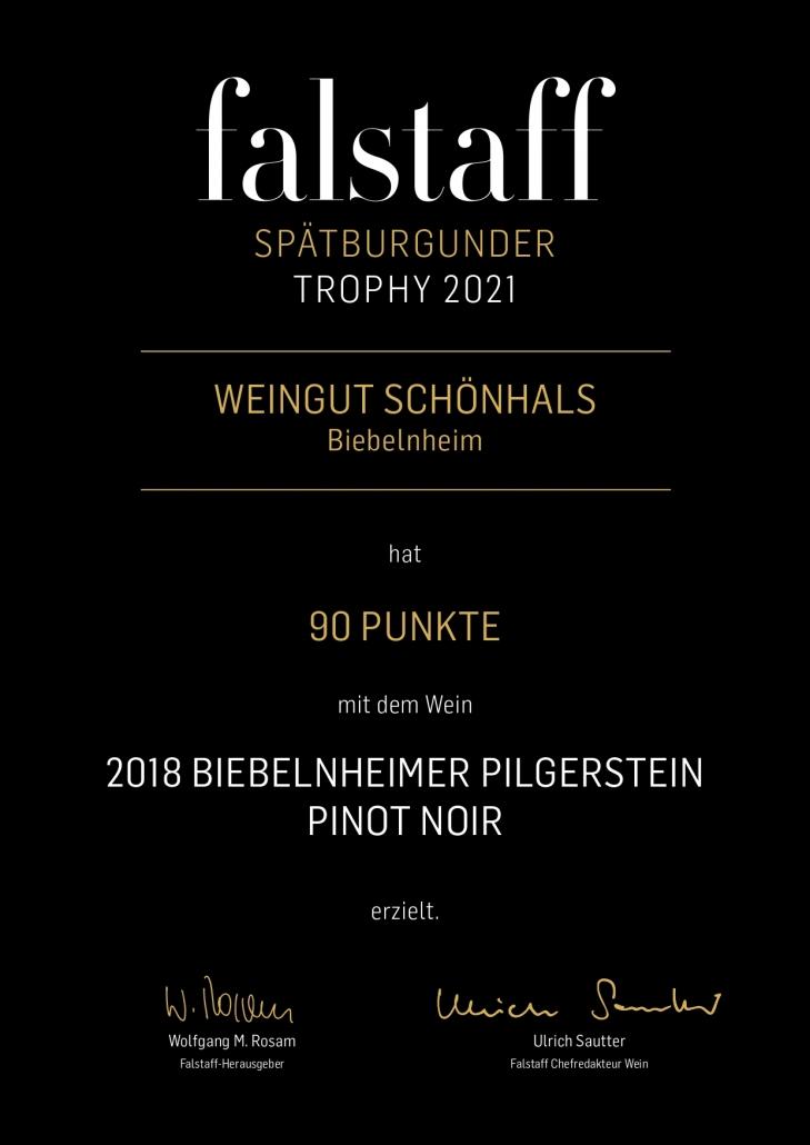 Falstaff Pilgerstein 2021
